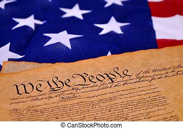 constitución, nosotros