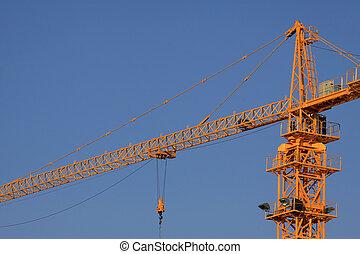 Construcción de un edificio de varios pisos