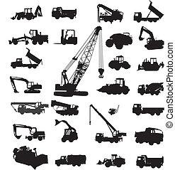 Construcción y equipo de construcción