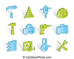 Construcción y herramientas de construcción