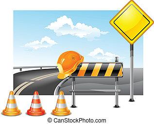 Construcciones de carreteras