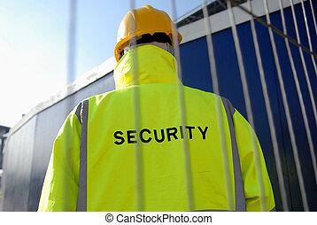Construcciones de seguridad.