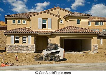 Construcciones residenciales