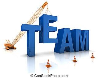 Construir un equipo