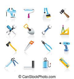Construir y construir herramientas