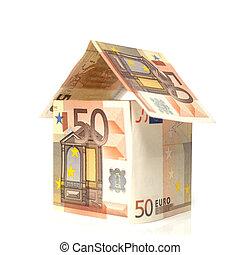 construite, en, euros, alojamiento, de, 50, maison