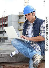 Construye una computadora portátil
