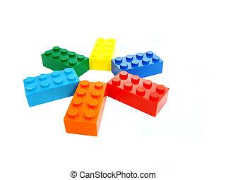 Construyendo bloques