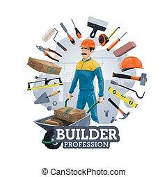 Construyendo herramientas de trabajo, constructor