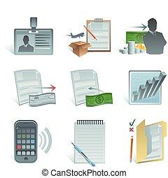 contabilidad, icono