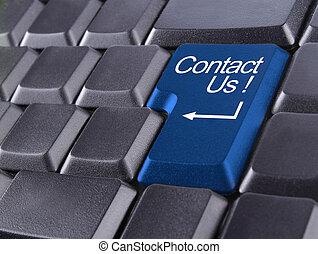Contacta con nosotros o apoya el concepto