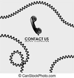 Contacte con el diseño