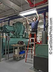 Contratista de mantenimiento