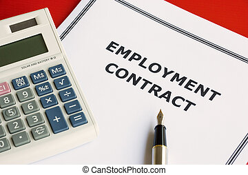 Contrato de empleo