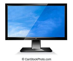 Control de pantalla plana