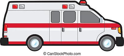 Conversión de ambulancia