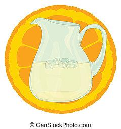 Cool naranjada