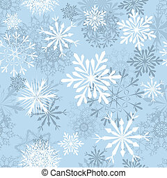 Copos de nieve sin semen