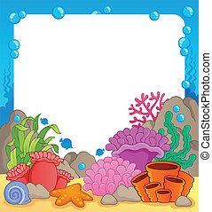 Coral reef teme marco 1