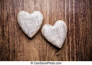 Corazón antiguo.