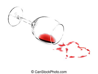Corazón de vino