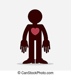 Corazón imaginario