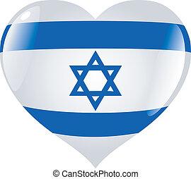 corazón, israel