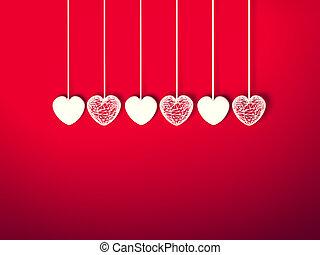 Corazón por San Valentín