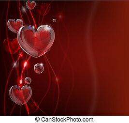 corazón, resumen, día de valentines, backg