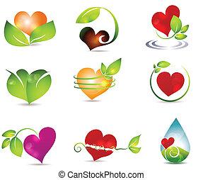 Corazón y naturaleza