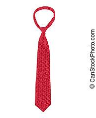 corbata de cuello