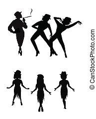 coreografía, broadway