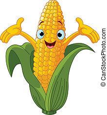 Corn presentando algo de 0043F