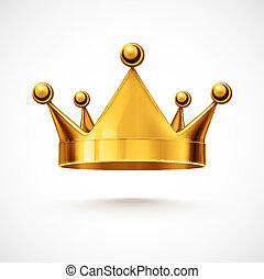 Corona aislada