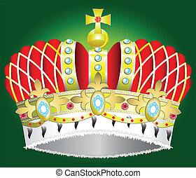 Corona real medieval