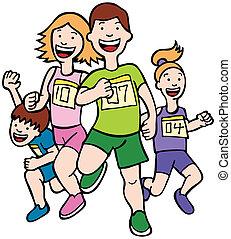 corra, arte, familia