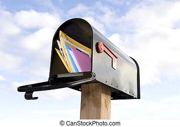 correo, buzón