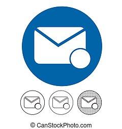 Correo de correo y correo
