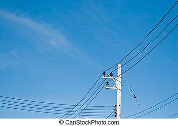 Correo de electricidad