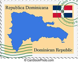Correo de la república dominica