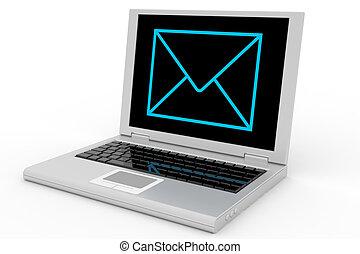 Correo Laptop.