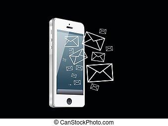 Correo telefónico inteligente