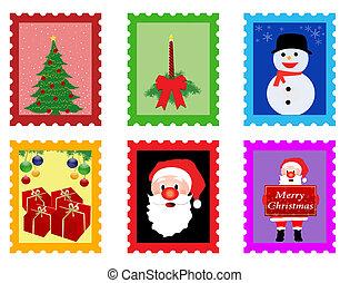 Correos de Navidad