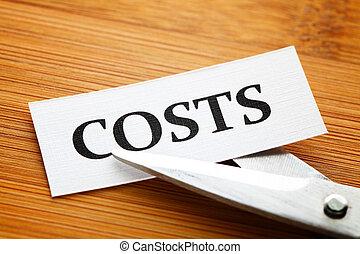 Corte de costo