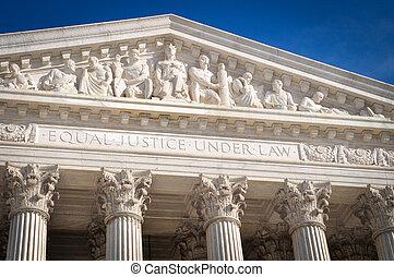 Corte Suprema de los Estados Unidos de América