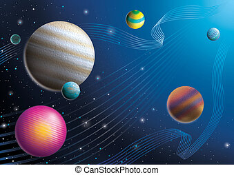 cosmos, imaginarse