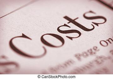 costes, foco
