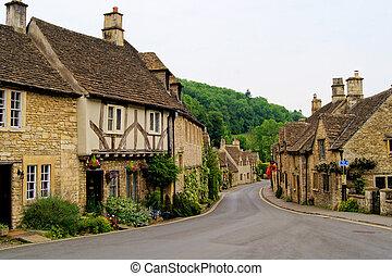 Cotswolds pintorescos, Inglaterra