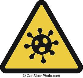 covid-19, 2019-ncov, pandemia, coronavirus, brote, novela, signo., parada