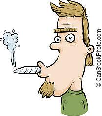 coyuntura, fumador
